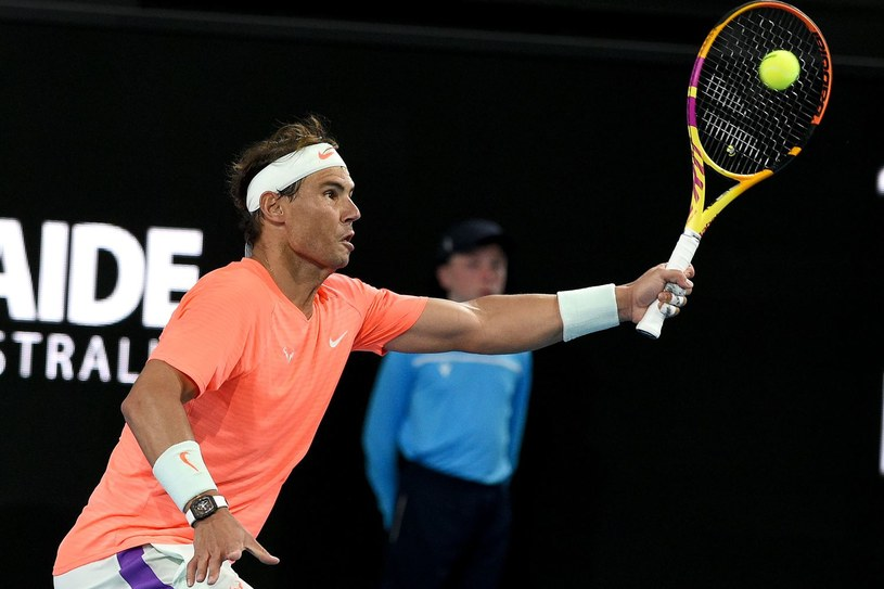 Rafael Nadal /AFP/AFP MICHAEL ERREY/ /AFP