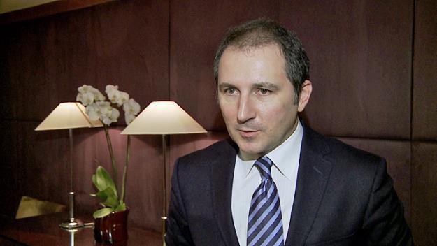 Rafał Antczak, wiceprezes Deloitte Business Consulting /Newseria Inwestor