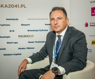 Rafał Antczak, wiceprezes PKO BP