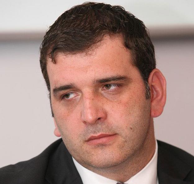 Rafał Baniak, podsekretarz stanu ministerstwa gospodarki fot. Maciej Labudzki /Reporter
