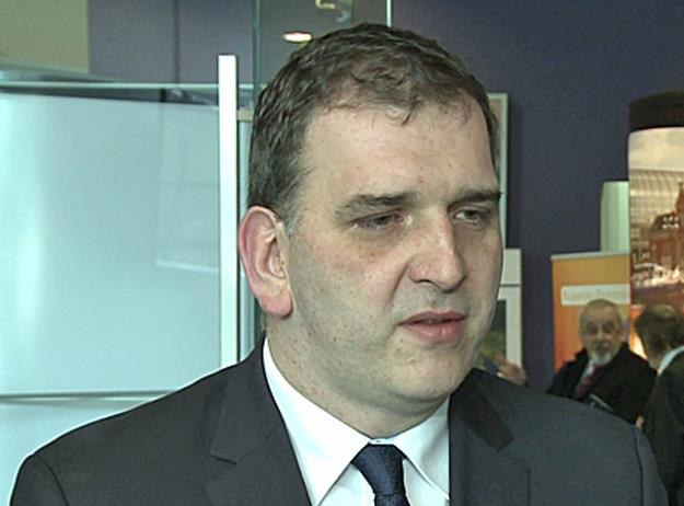 Rafał Baniak, wiceminister skarbu /Newseria Biznes