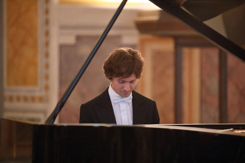 Rafał Blechacz, zwycięzca XV Międzynarodowego Konkursu Pianistycznego im. Fryderyka Chopina /Grzegorz Galazka /East News
