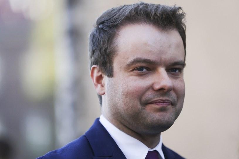 Rafał Bochenek były rzecznik premier Beaty Szydło /Agencja SE/East News