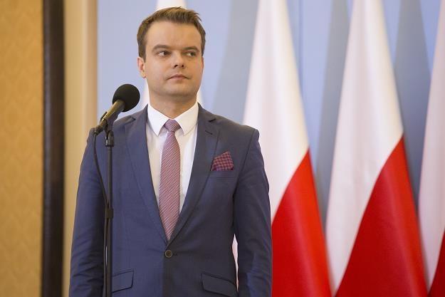 Rafał Bochenek /fot. Maciej Luczniewski /Reporter