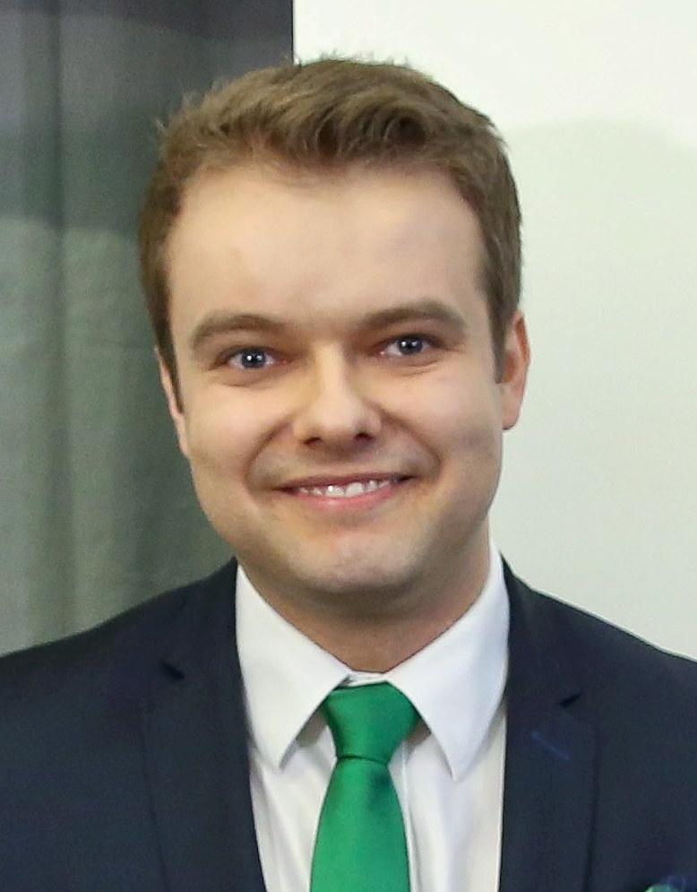 Rafał Bochenek, zdjęcie archiwalne /Rafał Guz /PAP
