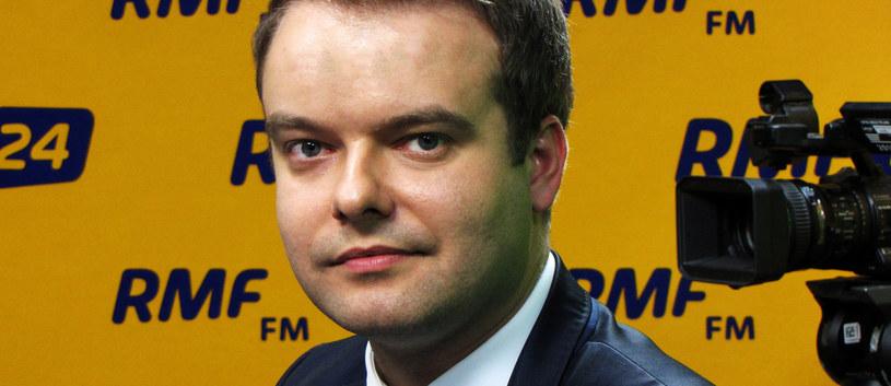 Rafał Bochenek /Kamil Młodawski /RMF FM