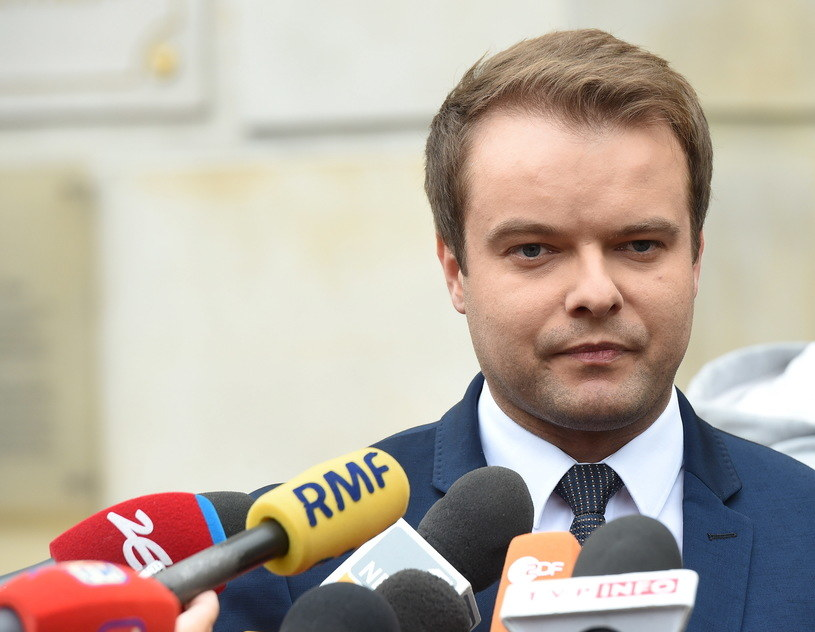 Rafał Bochenek /Radk Pietruszka /PAP