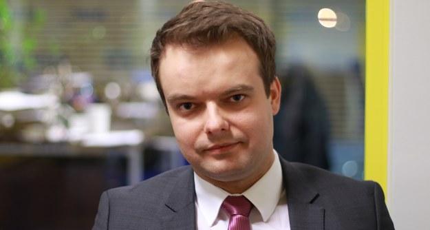 Rafał Bochenek /Michał Dukaczewski /Archiwum RMF FM