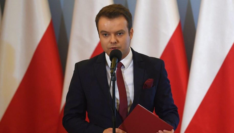 Rafał Bochenek /Bartłomiej  Zborowski /PAP
