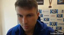 Rafał Boguski po meczu z Sandecją. Wideo