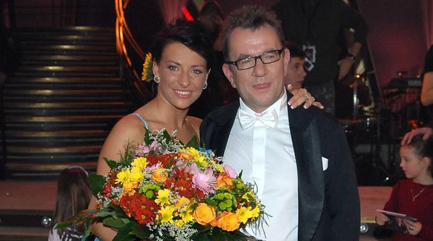 Rafał Bryndal i Magdalena Soszyńska, fot. Andrzej Szilagyi  /MWMedia