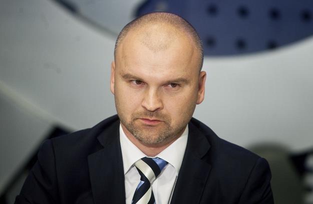 Rafał Brzoska, prezes  Integer.pl (firma wchodzi w skład PGP). Fot. Adam Guz /Reporter