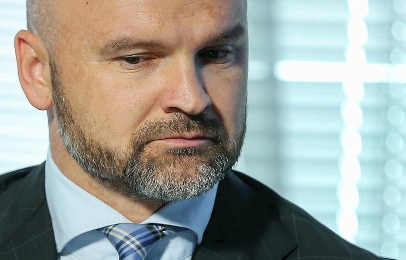 Rafał Brzoska, właściciel InPostu /Kamil Piklikiewicz /East News