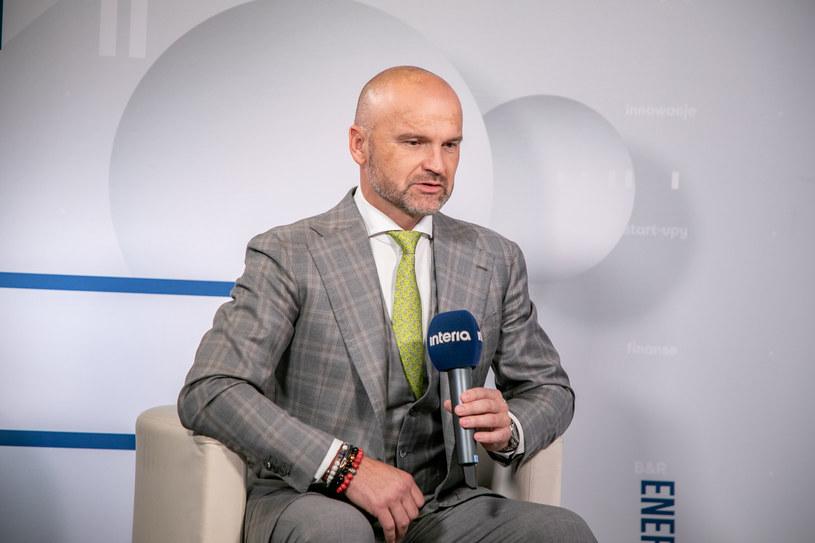 Rafał Brzoska, założyciel i prezes InPostu. /Fot. Ireneusz Rek /INTERIA.PL