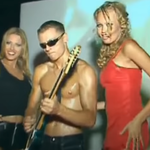 Rafał Brzozowski w teledysku disco polo sprzed 20 lat! To dopiero hit