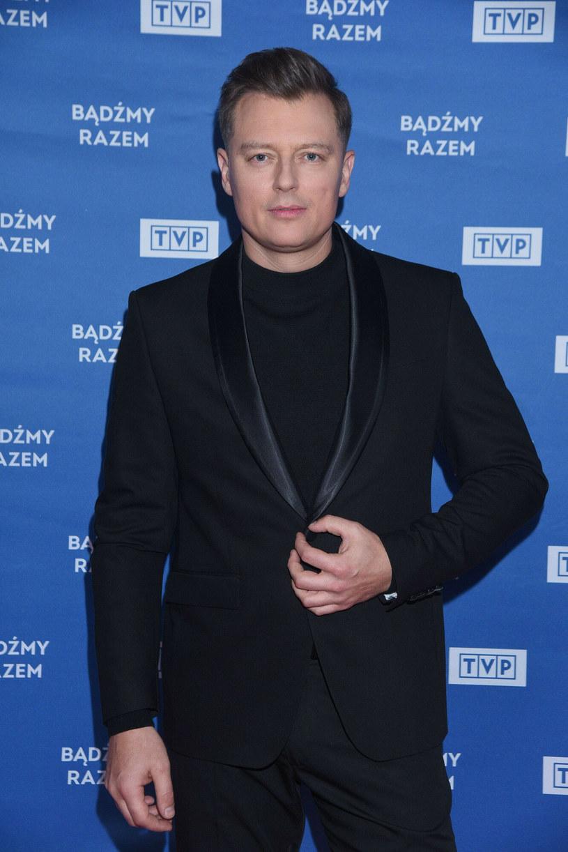 Rafał Brzozowski /Tricolors /East News