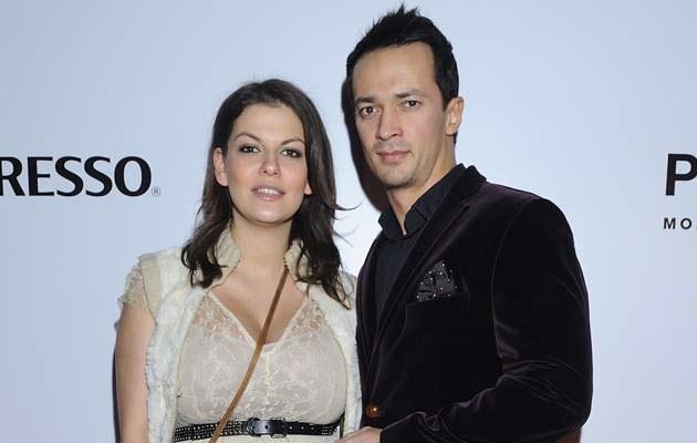 Rafał Cieszyński i Alżbieta Lenska, fot. Jarosław Antoniak  /MWMedia