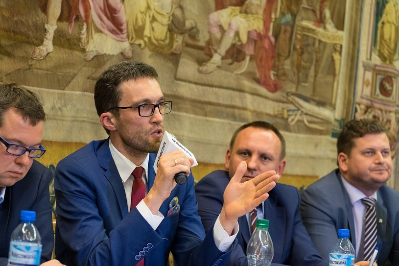 Rafał Górski, prezes Instytutu Spraw Obywatelskich /Paweł Krawczyk /INTERIA.PL