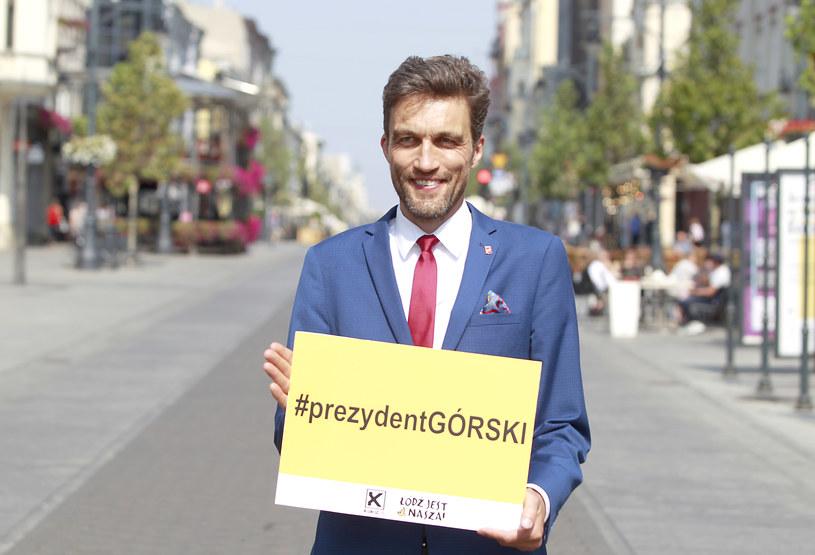 Rafał Górski /Krzysztof Szymczak/POLSKA PRESS /East News