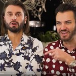 """Rafał i Gabriel z """"Królowych życia"""" pochwalili się starym zdjęciem! Zmienili się?"""