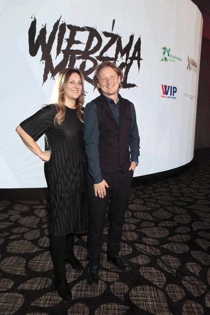 Rafał i Katarzyna Jungowska /Jankowski /Reporter