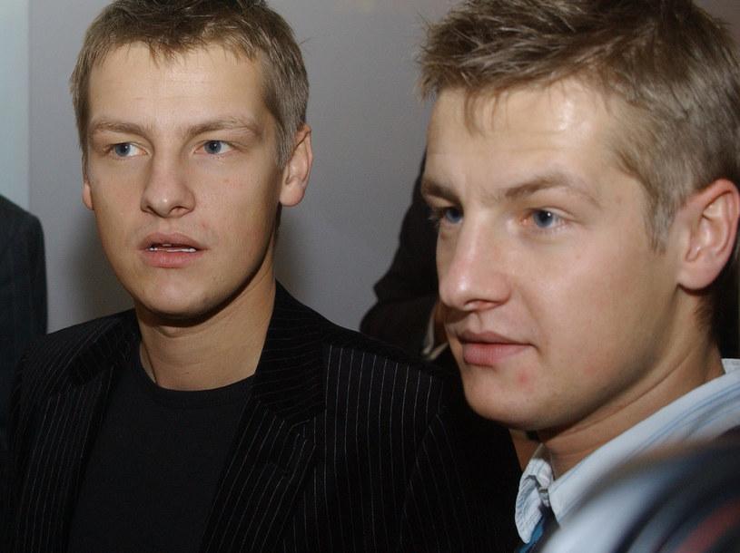 Rafał i Marcin Mroczek /Stelęga /MWMedia