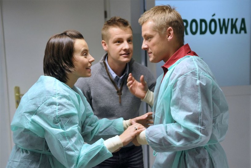 Rafał i Marcin są na pozór identyczni /Agencja W. Impact