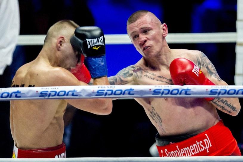 Rafał Jackiewicz (z prawej) /fot. Andrzej Iwanczuk /East News