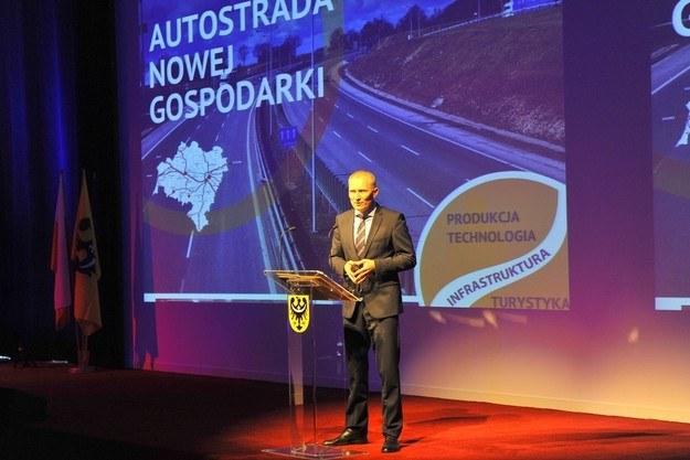 Rafał Jurkowlaniec (PO) złoży we wtorek rezygnację z funkcji marszałka województwa dolnośląskiego. /Sławomir Bernaś /East News
