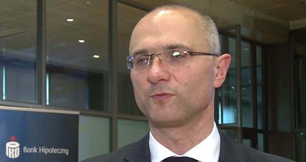 Rafał Kozłowski, prezes PKO Bank Hipoteczny /Newseria Biznes