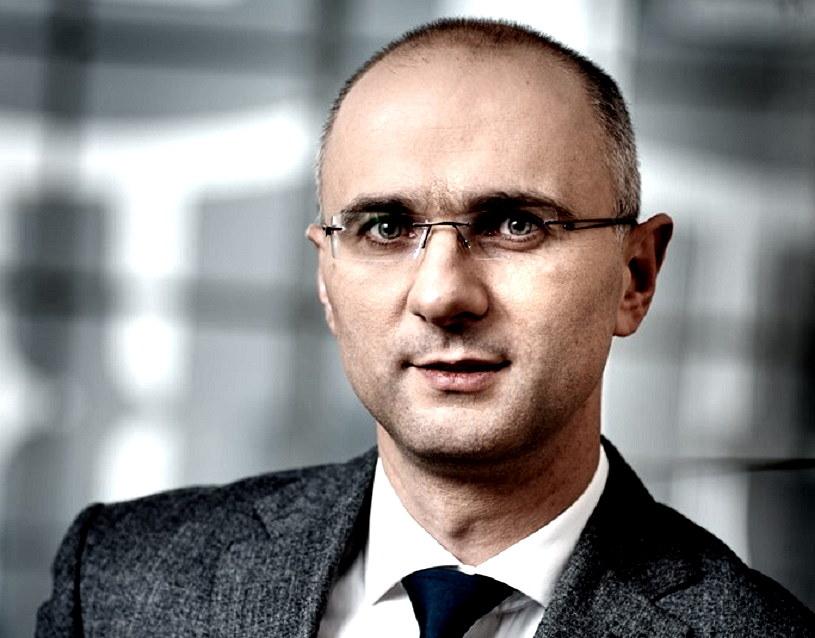 Rafał Kozłowski, wiceprezes PKO BP nadzorujący obszar finansów i rachunkowości /Informacja prasowa