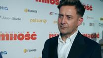 """Rafał Królikowski na premierze filmu """"To musi być miłość"""": Opowieść dość zaskakująca i nieoczywista"""