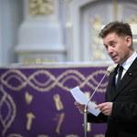 Rafał Królikowski wygłosił wzruszającą przemowę! Łzy same płyną