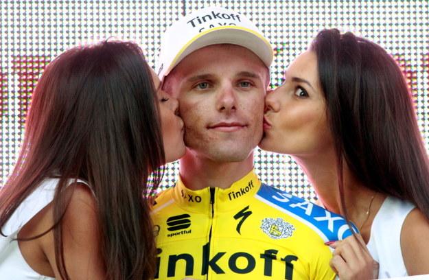 Rafał Majka liderem Tour de Pologne!