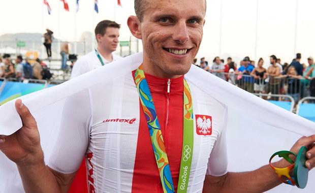 Rafał Majka po zdobyciu brązowego medalu: Zasłużyłem na ten sukces. Przeżegnałem się przed zjazdem