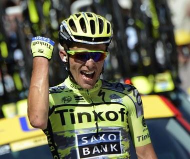Rafał Majka wygrał jedenasty etap Tour de France