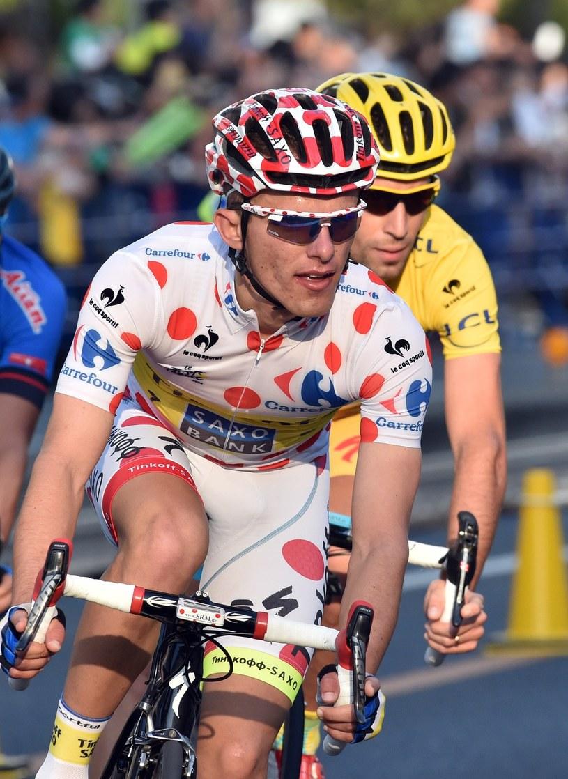 Rafał Majka znów pojedzie w Tour de France /AFP