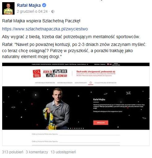Rafał Majka /PUSTE /