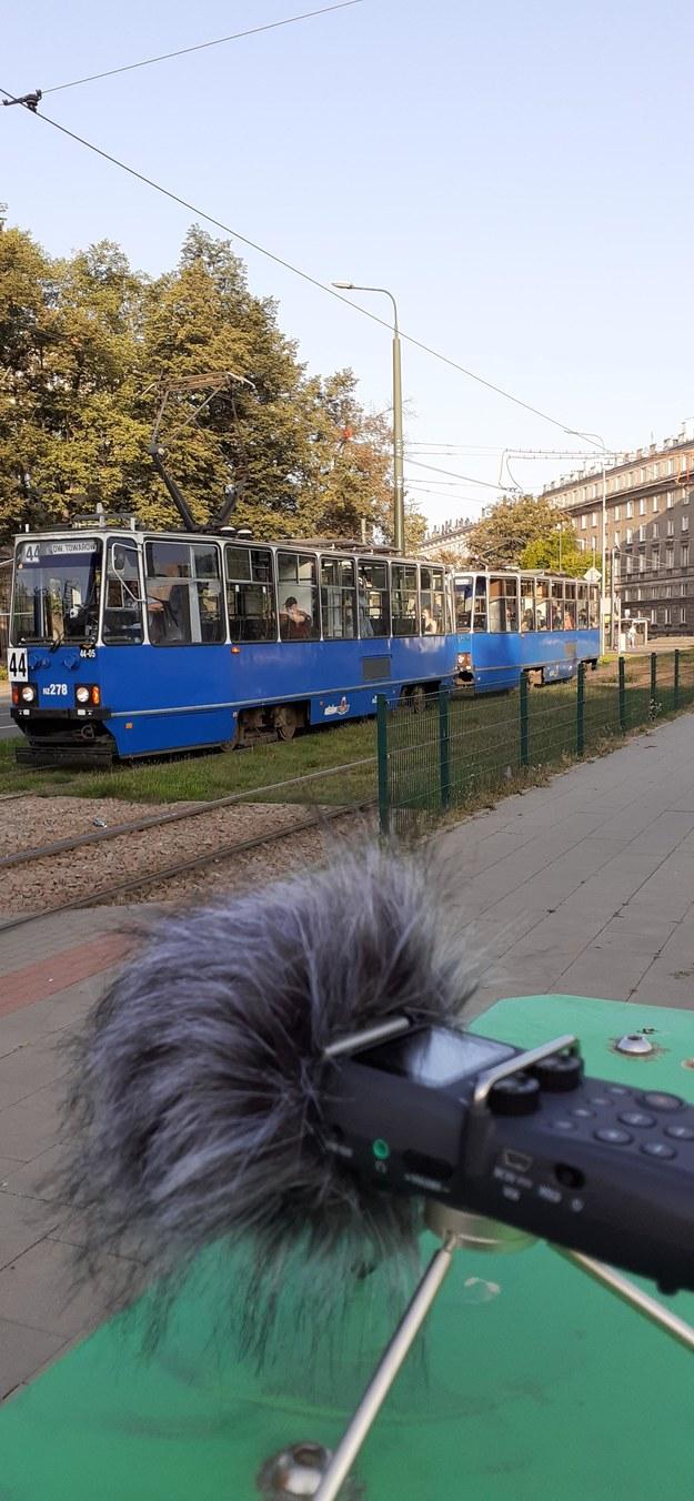 Rafał Mazur - Soundscape - Nowa Huta, Plac Centralny /Rafał Mazur /materiały dystrybutora