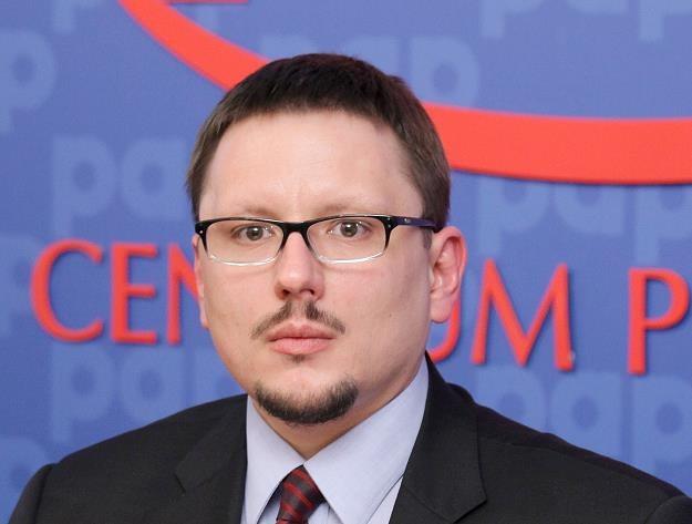 Rafał Milczarski, nowy prezes LOT-u /PAP