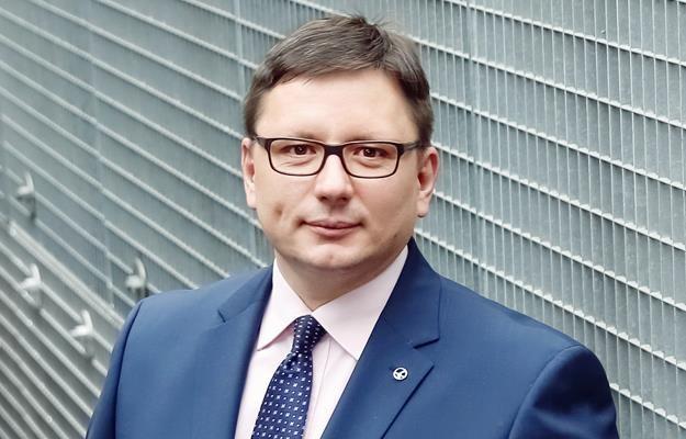 Rafał Milczarski, prezes LOT /Informacja prasowa