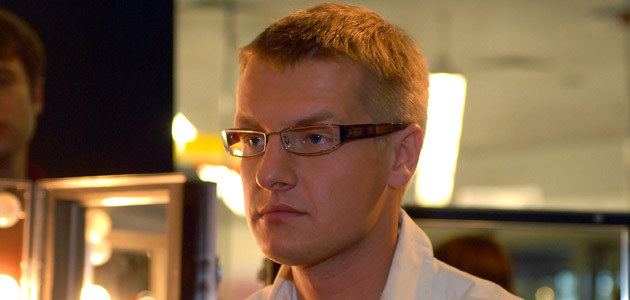 Rafał Mroczek, fot. Andrzej Szilagyi  /MWMedia