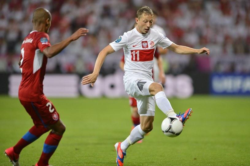 Rafał Murawski to 48-krotny reprezentant Polski /AFP