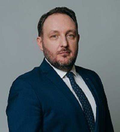 Rafał Pawełczak, wiceprezes KGHM /Informacja prasowa