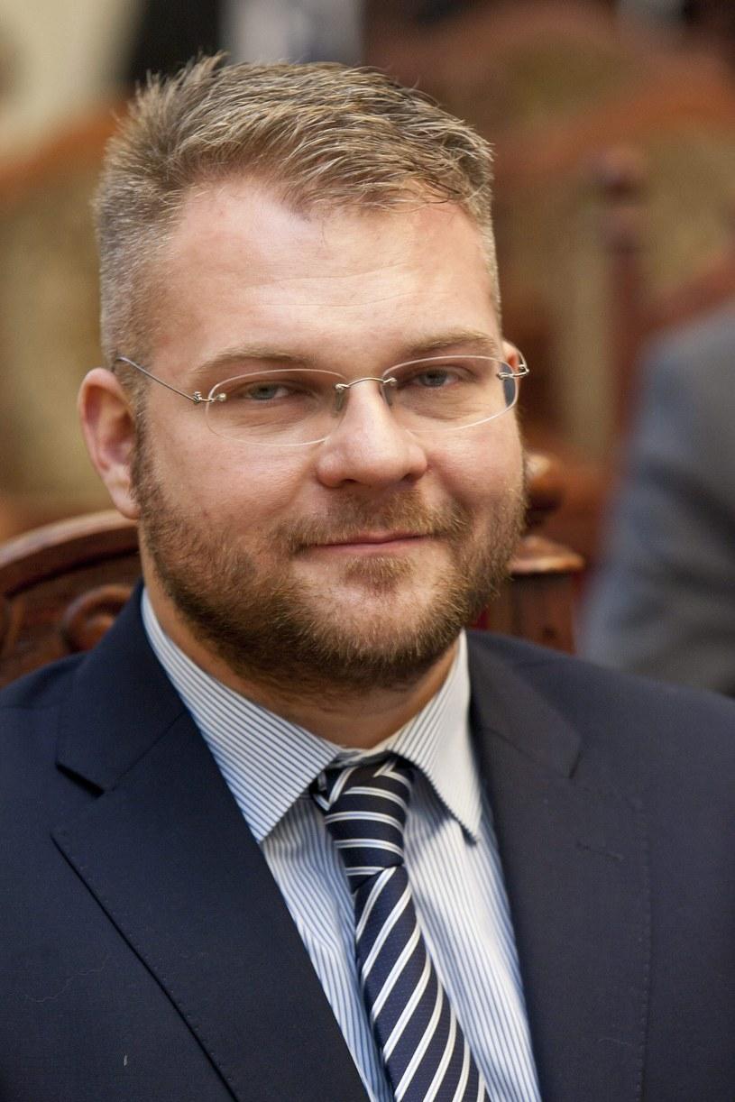 Rafał Piasecki /Wojtasiewicz /AGENCJA GAZETA