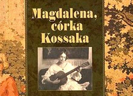 """Rafał Podraza jest autorem książki """"Magdalena córka Kossaka - wspomnienia o Magdalenie Samozwaniec"""" /materiały prasowe"""
