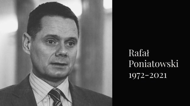 Rafał Poniatowski /Michał Dukaczewski /RMF FM