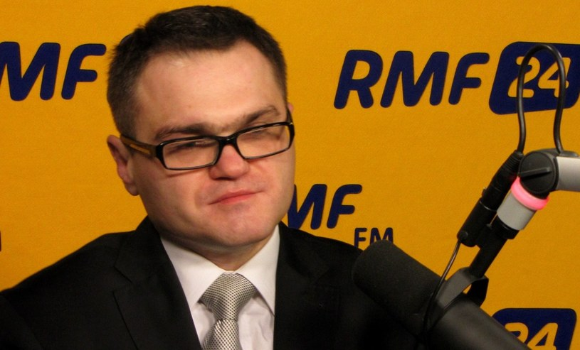Rafał Rogalski /RMF