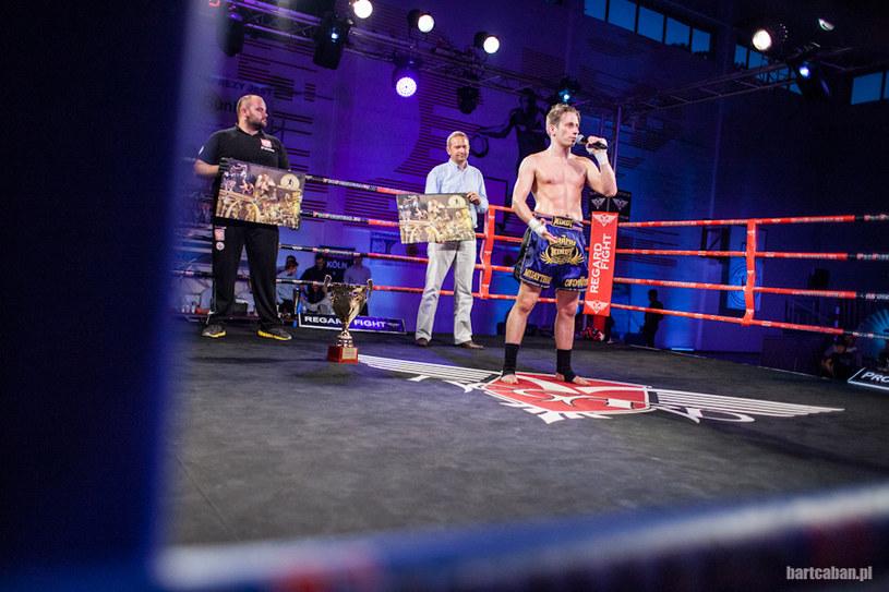 Rafał Simonides wyzwał na pojedynek Roberta Burneikę, Fot. Bartek Caban /INTERIA.PL