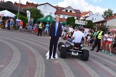 Rafał Sonik na Wakacyjnym Zlocie Gwiazd RMF FM